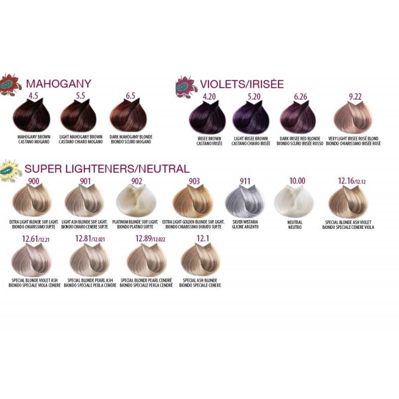 Επαγγελματική βαφή μαλλιών Life Color Plus 100ml 1b9c0c27795