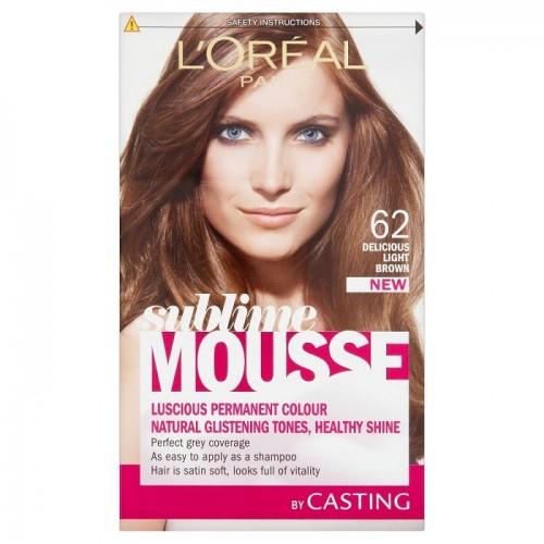 L Oreal Sublime Mousse Casting 62 Delicious Light Brown 565f168b573