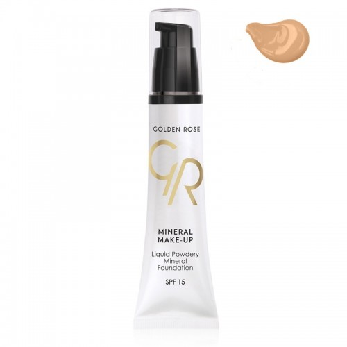 Liquid Powdery Mineral Foundation GR - 11