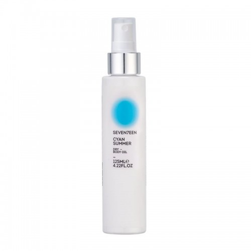 Seventeen Cyan Summer Dry Body Oil 125ml