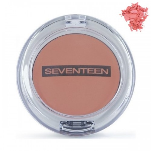 Natural Matte Silky Blusher - 05 Pink Rose