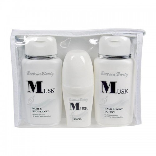 Bettina Barty Box Musk Set with Roll On 50ml