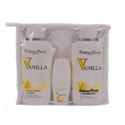 Bettina Barty Box Vanilla Set with Rol On 50ml